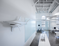 WhyNotBlue communication offices