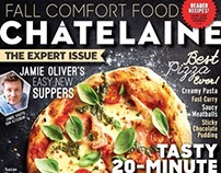 Chatelaine Magazine November Issue