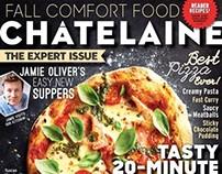 Chatelaine Magazine November Issue