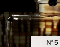 Chanel No5 Facebook Christmas-Special