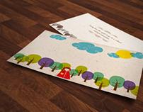 C.R.Y. Project: Postcards