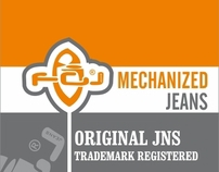FIRST GEAR Jeans Hang Tags