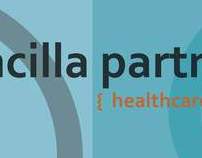 Company Sign for Ancilla Partners, Inc.