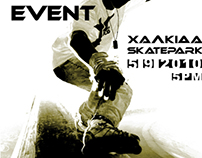Syeah Skate Inline Event Poster