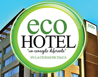 Restaurant Menu design -  Eco Hotel
