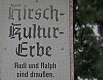 Jägermeister Hirschkulturerbe