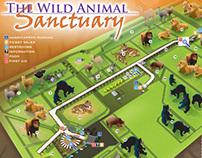 Wild Animal Sanctuary Maps
