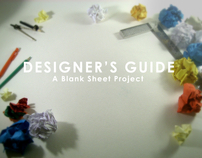 Designer's Guide (stop-motion)