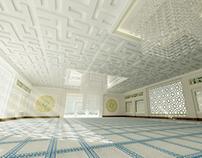 Mosque concept.