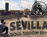 Sevilla Roll Session 2012