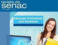 Capas - Revista SENAC