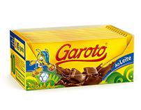 Garoto's display