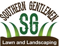 Southern Gentlemen Lawn care  Logo