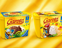 Garoto's Ice cream