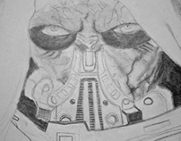 Darth Malgus (Rough)