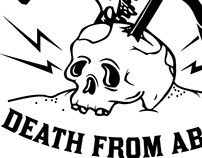 Death From Above - Branding for Guerrilla Apparel