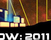 Exhibition Design: Senior Show 2011