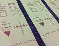 Universal Language | Design