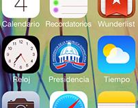 App Presidencia RD