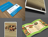 Some Works of Print Design