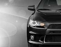Mitsubishi 2013 Lancer Evolution