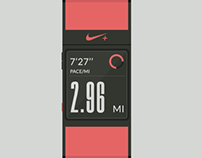 Nike+ Running Watch