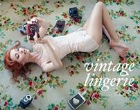 Superior magazine / Vintage lingerie