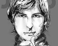 Steve Jobs October 1, 2013