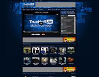 TrueNuff.tv Website 2009