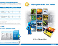 Canpages Print Simplified 2011