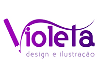 Estúdio Violeta - Identidade Visual