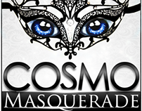 COSMO Masquerade Party Flyer