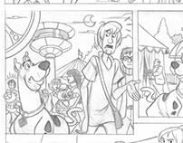 Scooby Doo DC comics