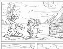 Comics Buggs Bunny & Tweety DC COMICS.