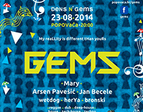 Gems 2014: Audiovisual Event