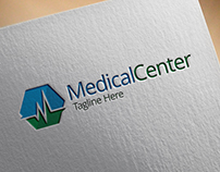 Medical Center | Logo Template [FOR SALE]