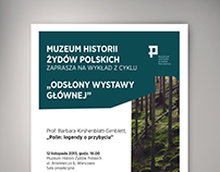 Polin Museum // Muzeum Historii Żydów Polin