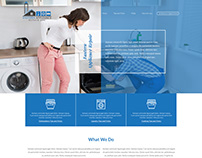 Eastern Appliance Repair Website