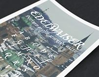 Edelwaiser Typeface