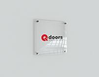 Logo & Brand-board 4QDoors