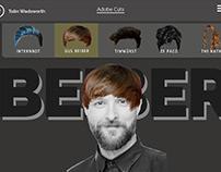Adobe Cuts #AdobeXD