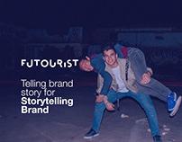 Futourist - Brand Naming + Brand Design