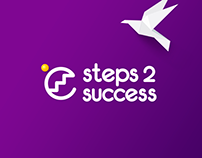 Steps 2 Success. Application Design