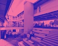 Campus, Montbeliard -Trace architectes