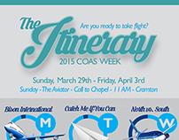 COAS Week Flyer