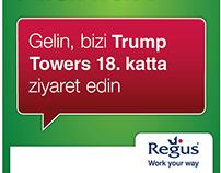 Regus Rollup Design