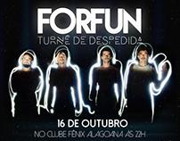 Último show do Forfun em Maceió | Produção