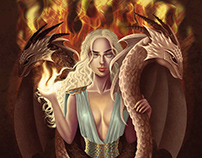 Daenerys, Game of Thrones