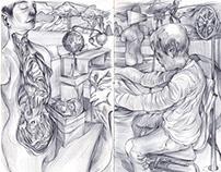 Drawings, 2018