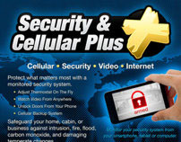 Security & Cellular Flyer 2012